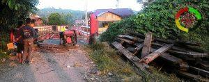 Terima Kasih Pak Bupati Jembatan Kami Sudah Diperbaiki