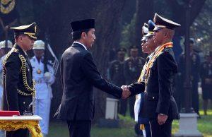 Anak PNS Asal Sumbul dan Anak Petani Lulusan Terbaik Akademi TNI-Polri 2017