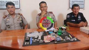 Kapolres Sibolga Beberkan Kronologis Penggrebekan Pesta Narkoba