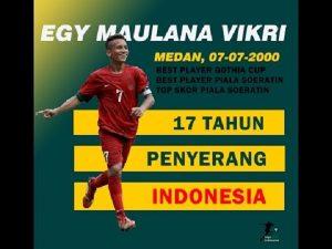 Mimpi Si Anak Medan Bawa Indonesia Tampil di Piala Dunia