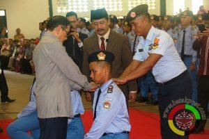 Presiden Jokowi Bangga Dengan SMAN Matauli Pandan