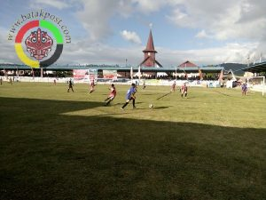 17 Tim SMA Se Taput Perebutkan Trophy Dandim 0210/TU