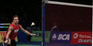 Cedera, Jorgensen Mundur dari Kejuaraan Dunia