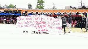 Akhirnya Polisi Lepas 9 Mahasiswa Yang Demo di HUT Humbahas