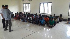 33 Imigran Asal Sri Lanka Yang Terdampar di Nias Akan Dikirim ke Medan