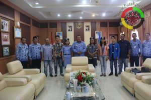 Walikota Sibolga Sambut Baik Maper GMKI