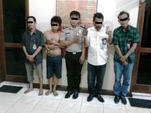 Polisi Gadungan dan 3 Oknum Wartawan Culik Warga Batubara