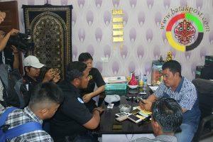Edyanto Telah Selesai Diperiksa Polisi dan Tidak Ditahan