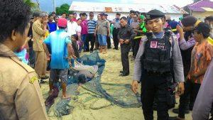 Mayat Tarihoran Nyangkut Dijaring Nelayan Panggabean