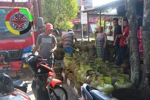 Disperindag Didesak Lakukan Operasi Pasar Gas 3Kg