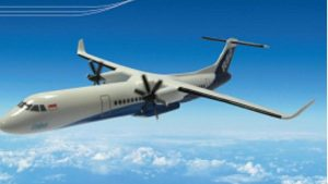 Habibie Masih Cari Dana Buat Bangun Pesawat R80
