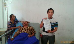 Wartawan di Tapteng Dianiaya Sampai Masuk Rumah Sakit