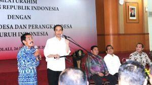 Jokowi: Hati-Hati, 700 Kepala Desa Ditangkap Gara-Gara Dana Desa!