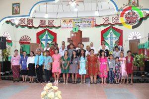 Kontigent PSDC Sorkam Juara I Persparawi Tapteng Wilayah III