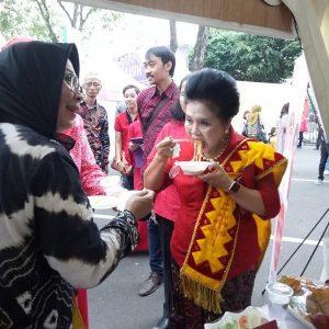 'Mie Gomak' Taput Juara I Wisata Kuliner Nusantara 2017