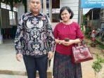 Jannes dan isteri